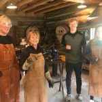 Garner Family begins hammering out the iron for their personal brand